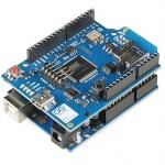 Arduino met WiFi Shield