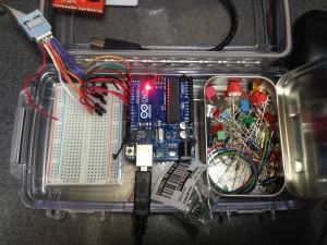 Arduino in Otterbox
