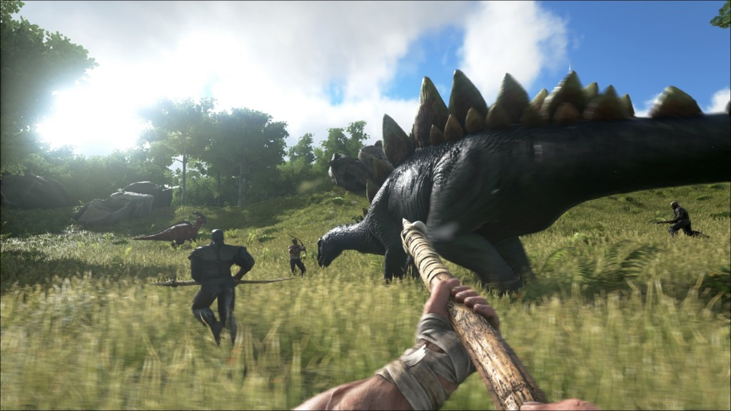 Screenshot Ark
